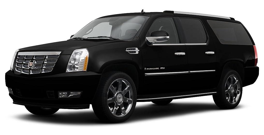Amazon Com  2008 Cadillac Escalade Esv Reviews  Images