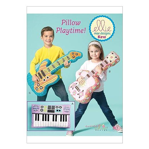 KWIK-SEW PATTERNS k0212 OSZ Toy Teclado y Guitarra: Amazon.es: Hogar