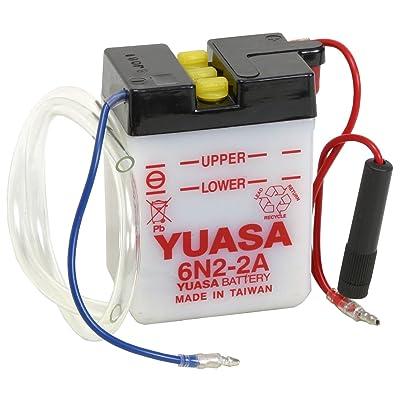 Yuasa YUAM2620A Lead_Acid_Battery: Automotive