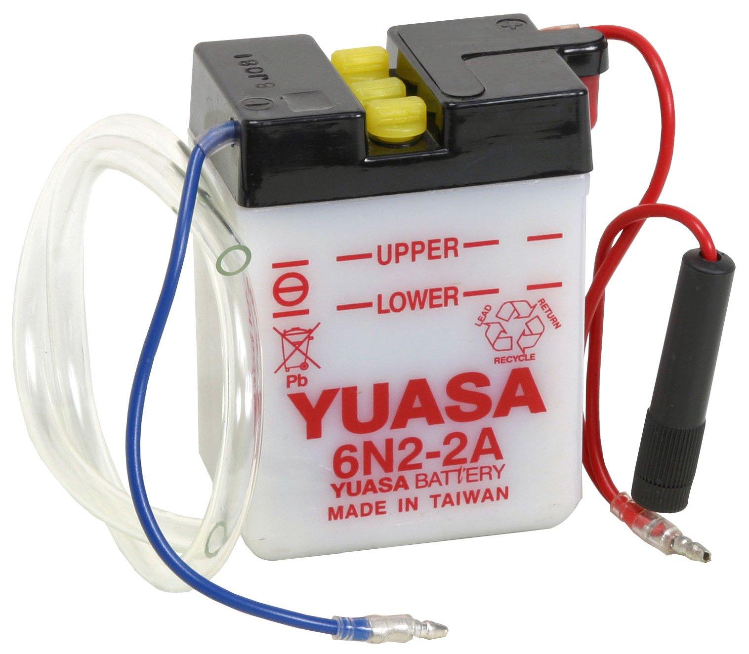 Yuasa YUAM2648A 6N4-2A-8 Battery