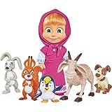 Simba 109301060 - Masa y el Oso y Sus Amigos de los Animales