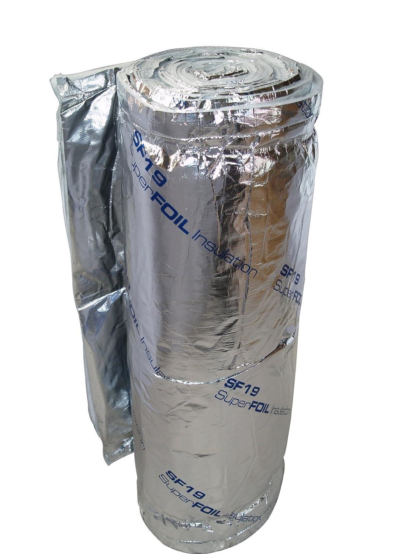 SuperFOIL SF19 Exceptional Value Multi-foil Insulation Boulder Developments Ltd.