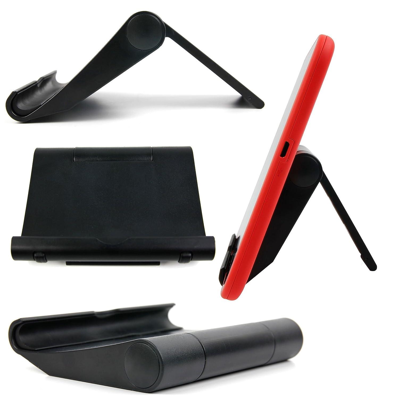 DURAGADGETタブレットスタンド折りたたみ式コンパクトでブラックと互換性 – JINYJIA e-shop 10