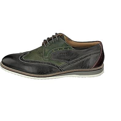 Shoes M P3 Größe 42 Mehrfarbig (Grey/Green) Bugatti Billige Bilder Limitierter Auflage Zum Verkauf Rabatt Empfehlen Billige Fälschung Schnelle Lieferung Günstiger Preis Pmg2ZlD