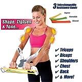 Xyh utile Wonder braccia braccio superiore del corpo allenamento fitness Machine come visto in TV