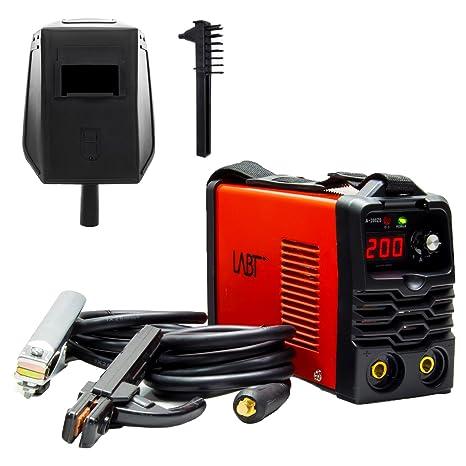 200 A Inverter S de mano sudor dispositivo MMA electrodo sudor ...