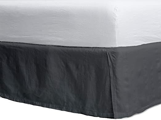 Cal King Size Drop Length Bed Skirt Egyptian Cotton 1000 Thread Count All Sizes