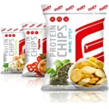 GOT7 Nutrition High Protein Chips, Hot Barbecue 6x50g