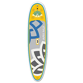 ariinui Sup hinchable 10.6 Prime Stand Up Paddle Board Inflatable: Amazon.es: Deportes y aire libre