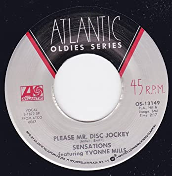 Sensations The Coasters Please Mr Disc Jockey Zing Went The Strings Of My Heart Nm 45 Rpm Amazon Com Music