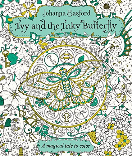 Ivy and the Inky Butterfly: A Magical Tale to Color PDF