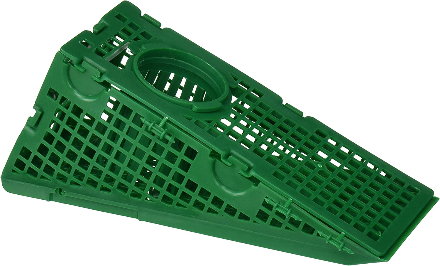 Trademark Home Collection 82-YJ443 EZ Clean Downspout Screen by Trademark Home, Green