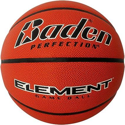 Baden Element - Balón de Baloncesto para Uso en Interiores ...