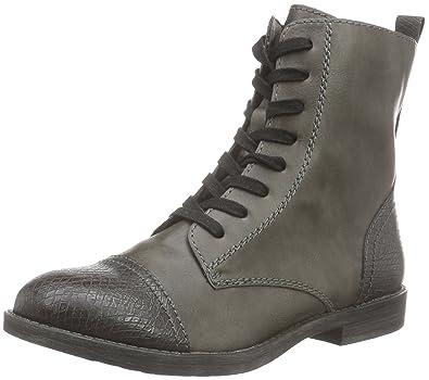Tamaris 25205, Botas Militar para Mujer: Amazon.es: Zapatos y complementos