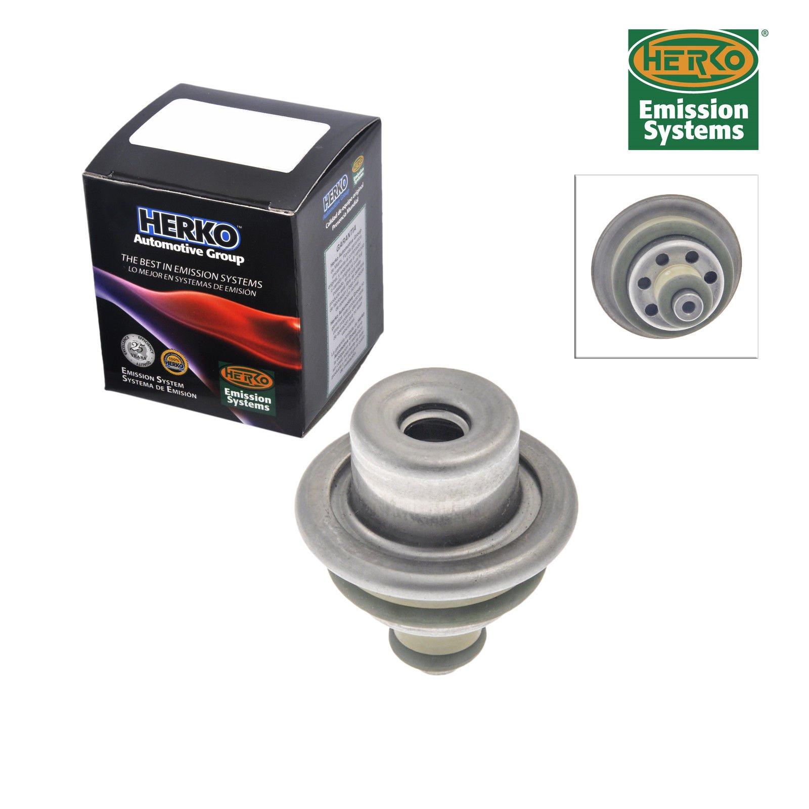AD Auto Parts New Fuel Pressure Regulator Herko PR4028 for Suzuki Samurai by AD Auto Parts