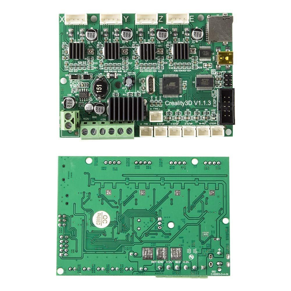 Comgrow Creality Original Ender 3 Mainboard V1.1.3 Mother Control Board for Ender 3, Ender 3X, Ender 3 Pro by Comgrow (Image #3)