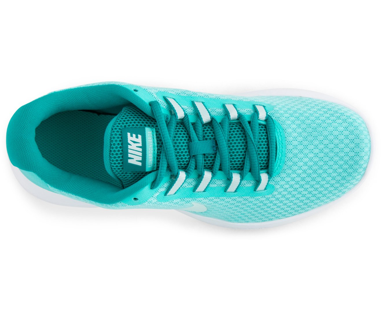 NIKE Womens Lunarconverge Lunarlon Fitness Running Shoes B01MQFM9PS 9.5 B(M) US|Aurora Green Turbo Green 301