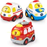 VTech Go! Go! Smart Wheels - Emergency Vehicles 3-pack