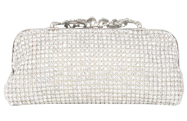 Chicside Women's Solid Design Clutch Bag
