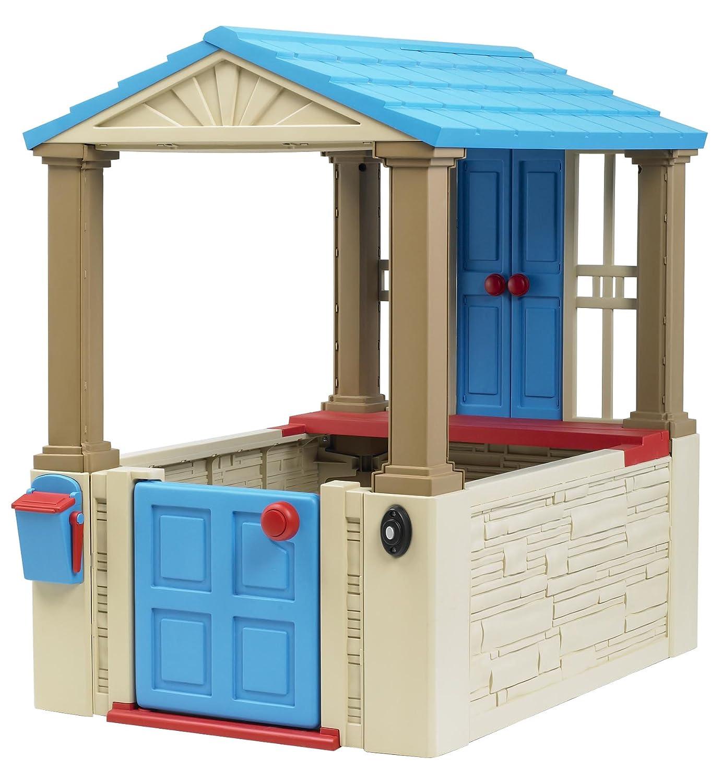 Kids Outdoor Playhouse Door Toddler Girls Boys Backyard Indoor ...