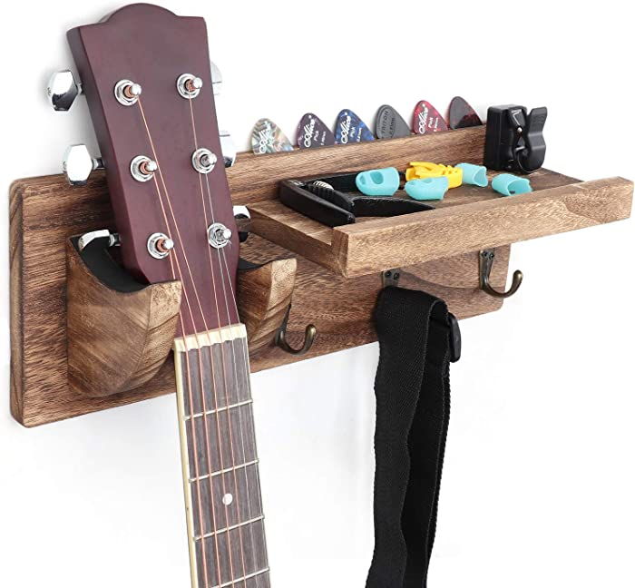 The Best Guitar Pick Wall Decor