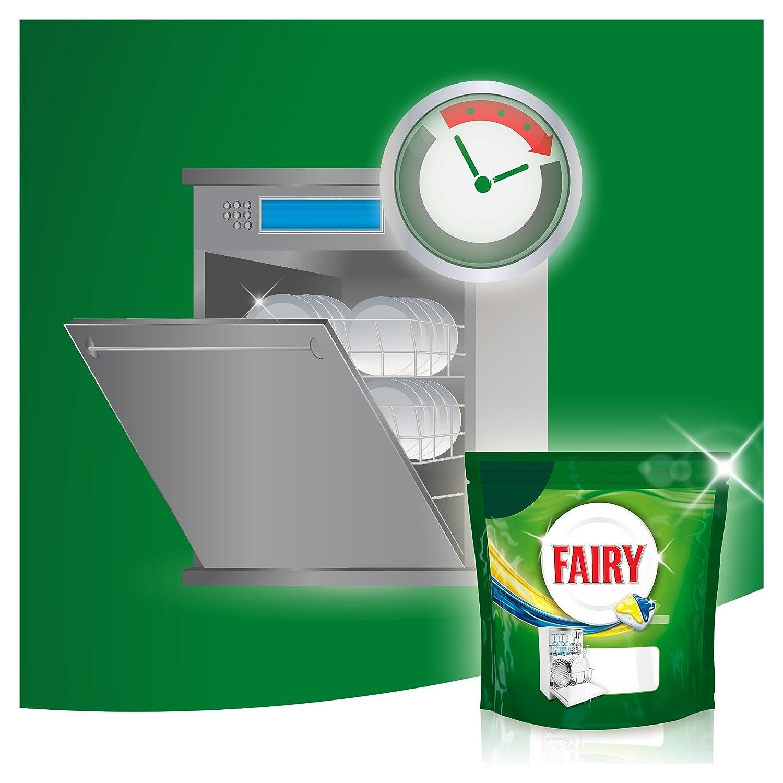 Pastillas para lavavajillas Fairy All in One: Amazon.com ...