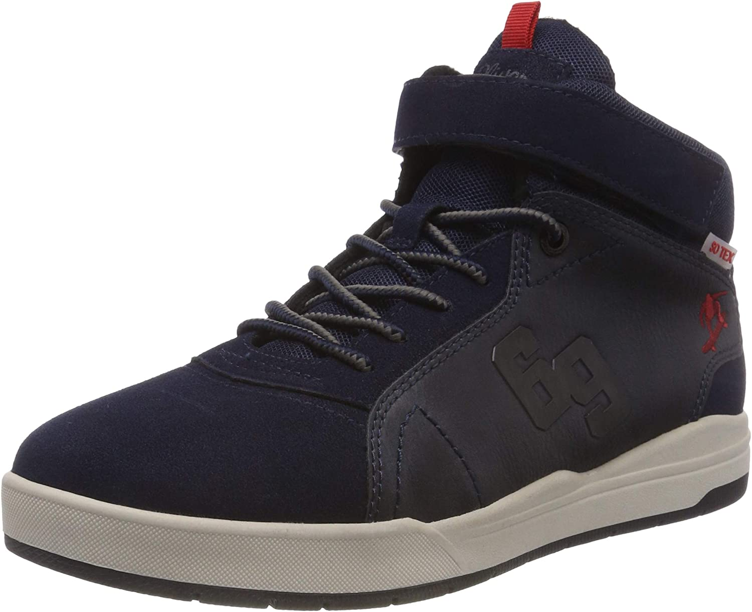 s.Oliver Boys 5-5-45120-21 805 Hi-Top Trainers
