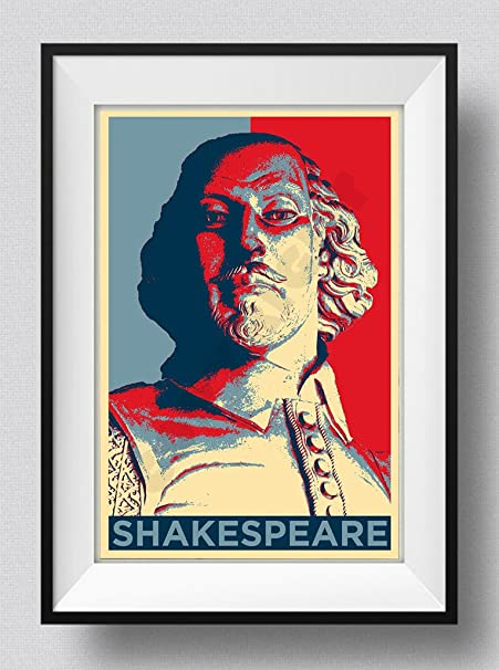William Shakespeare Arte Foto impresión Poster Regalo Macbeth
