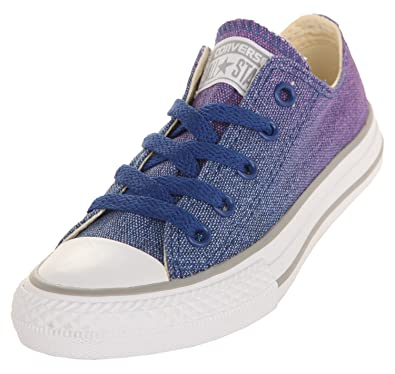 23cab4e4dce84 Converse Enfant Sneakers Chuck Taylor All Star Ox Roadtrip Blu 651812C