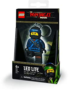 LEGO Ninjago Movie - Jay LED Key Chain Light