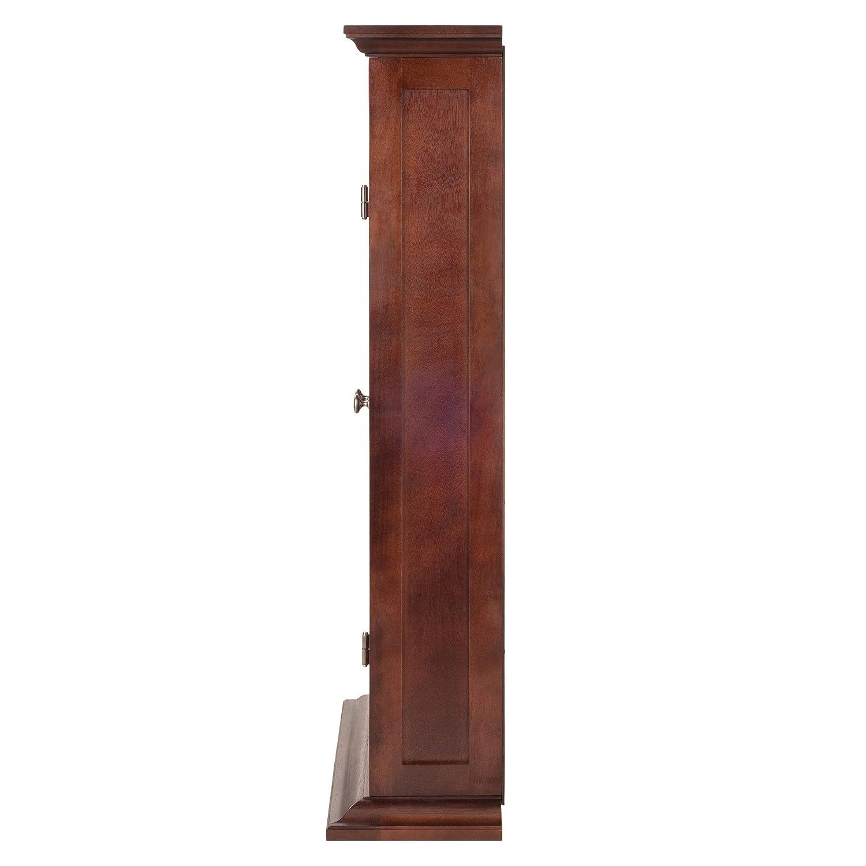 Sliding Door Dvd Cabinet Amazoncom Winsome Wood Cd Dvd Cabinet With Glass Doors Antique