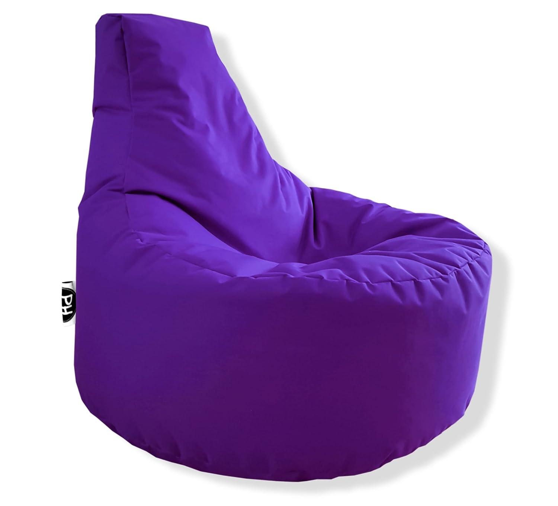 5c673623e34cb4 Patchhome Gamer Kissen Lounge Kissen Sitzsack Sessel Sitzkissen In ...