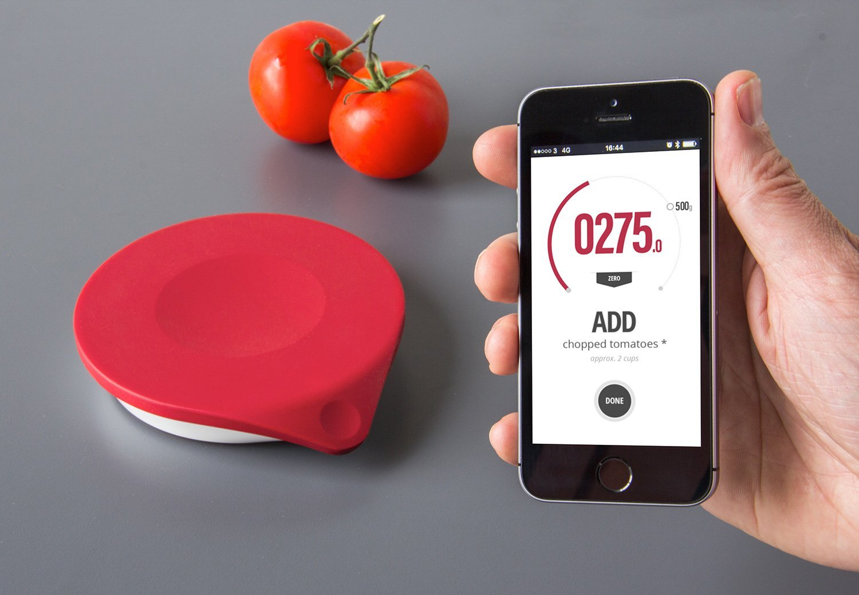 Drop Non-Slip Connected Kitchen Scale/Cocktail Maker mit ...