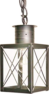 product image for Brass Traditions 232 SXDB Small Hanging Lantern 200 Series, Dark Brass Finish 200 Series Hanging Lantern
