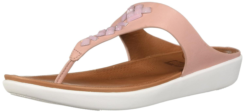 FitFlop Banda II Crystal Toe Toe Toe Thong Sandales Dusky Pink 8edc26