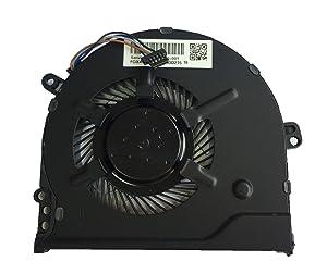 DoWee Cooling Fan for HP Pavilion 15-CC 15-CC700 CPU Cooling Fan 927918-001 NS75000-16K11 Compatible 927918-001 NS75000-16K11 DTA47G71TP003 FOXCONN G71 NFB80A05H-003 FSFTB5M