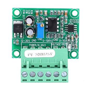 Frequency to Voltage Converter 0~200Hz to Analog Voltage Transformation Module