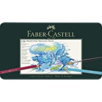 Faber-Castell Albrecht Durer 120 Watercolour Pencils Tin (18-117511)