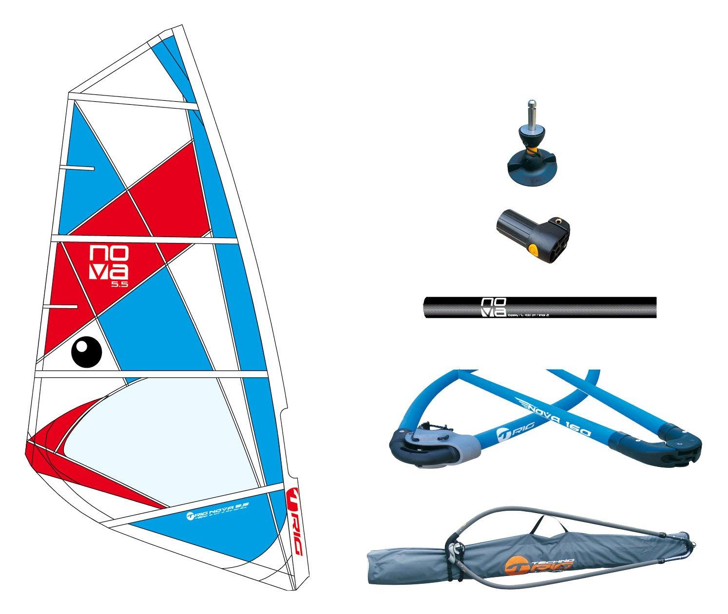 BIC SPORT(ビックスポーツ) Nova 4,5 m2 [100352] ボード ウィンドサーフ リグセット   B00MJATLU4