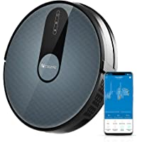 Proscenic 820S Robot Vacuum Cleaner, WiFi Connectivity, Alexa Control, Smart Mapping, Auto Carpet Boost, 1800Pa Max…