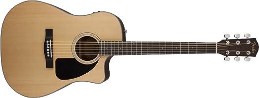 Fender CD-100CE Acoustic-Electric Guitar