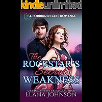 The Rockstar's Secret Weakness: A Sweet Romantic Suspense (Forbidden Lake Romance Book 5)