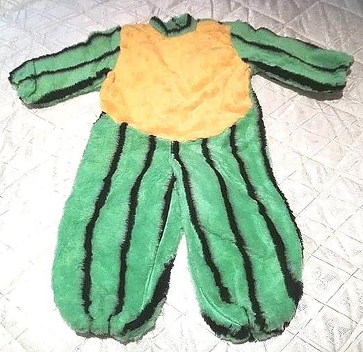 Sin Marca O genérico Traje de Carnaval Vestido Baby Tortuga Ninja ...