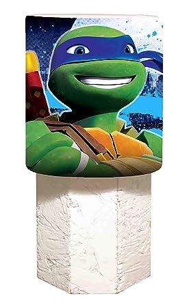 Mesa Tortugas Ninja - Leonardo: Amazon.es: Iluminación