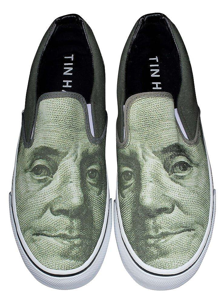 Tin Haul Benjamin Toe Hundred Dollar Heel