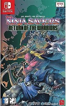 The Ninja Saviors: Return of the Warriors ... - Amazon.com