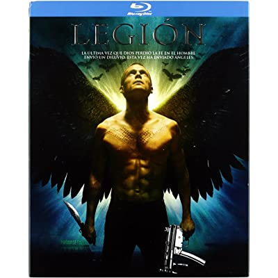 Legion- Bd [Blu-ray]
