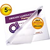 Qty 200 Letter Laminating Pouches 5 Mil 9 x 11-1/2 Hot