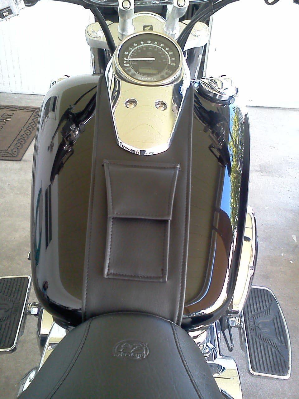 PH Customs Tank Bib Compatible with Honda Shadow VT750 750 Spirit C2 Phantom with POCKET