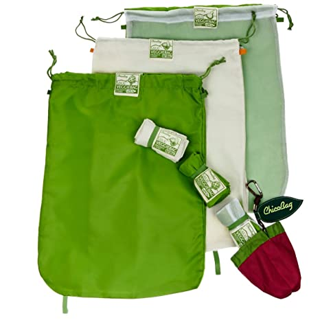 veggiebag Maxi - Starter Kit | bolsas reutilizables de fruta ...